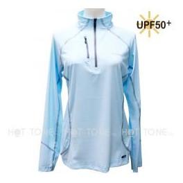 Unisex Long Sleeve Zip Jacket Blumod